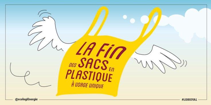 fin sac plastique