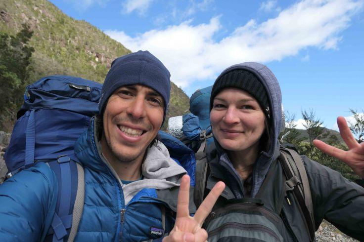 Doreen et Jean-Christophe