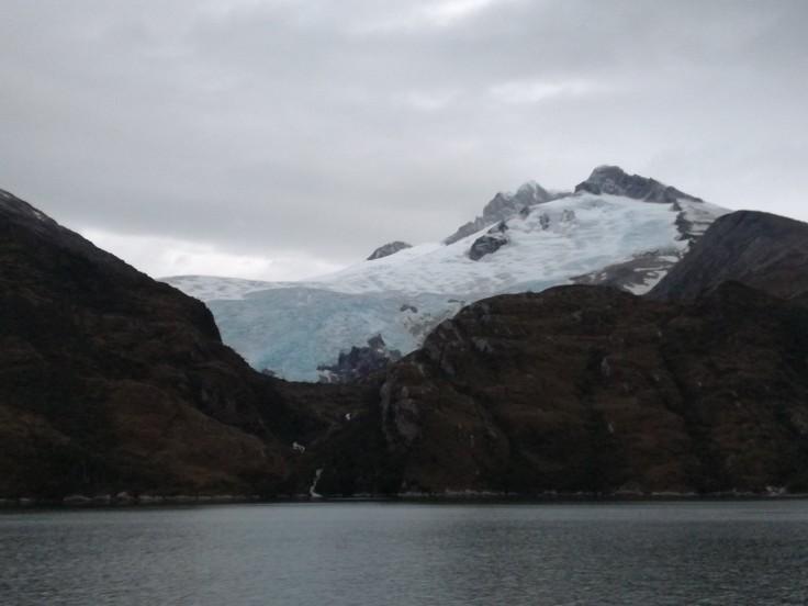 Glavier en patagonie