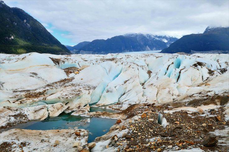 Glacier des exploradores
