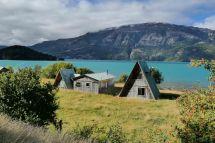 Maison atypique en Patagonie