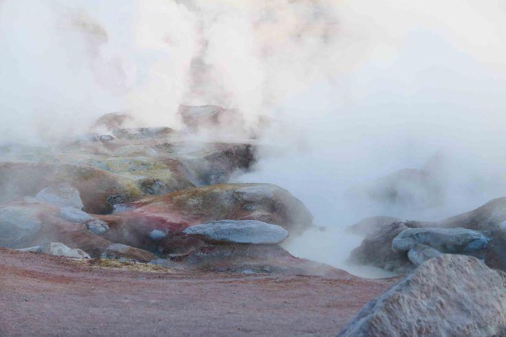 Les geysers du Sud Lipez