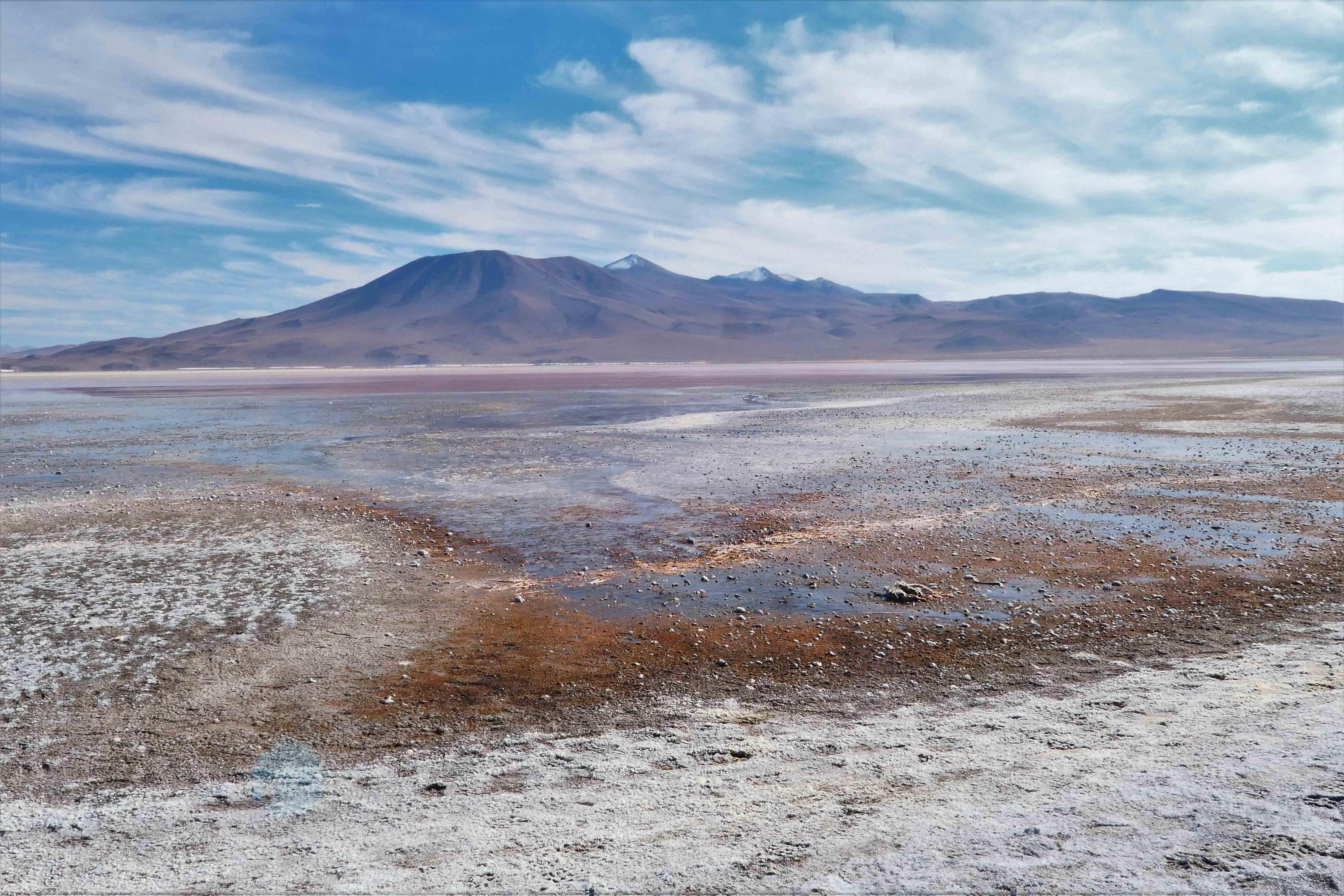 Le Salar d'Uyuni et le parc du Sud Lipez jour 3