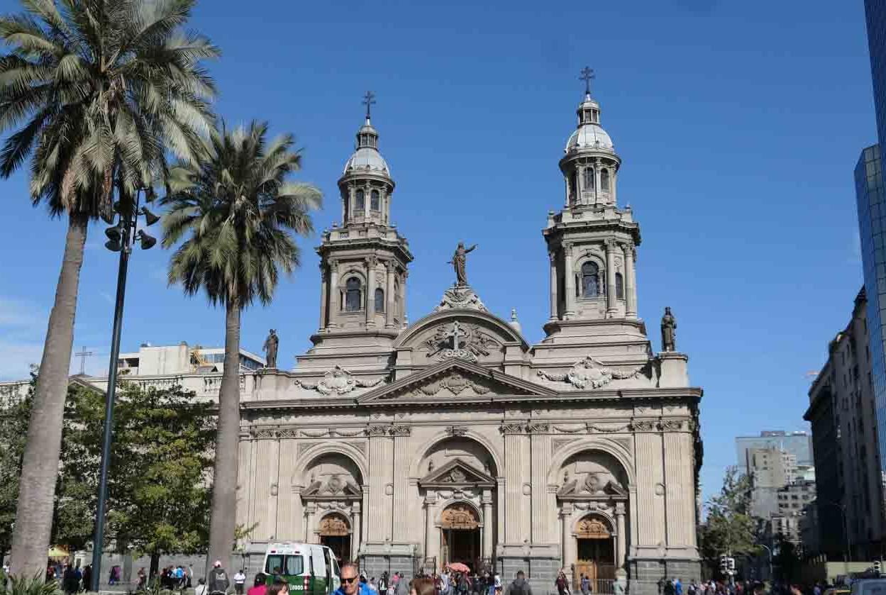 A la découverte de Santiago du Chili