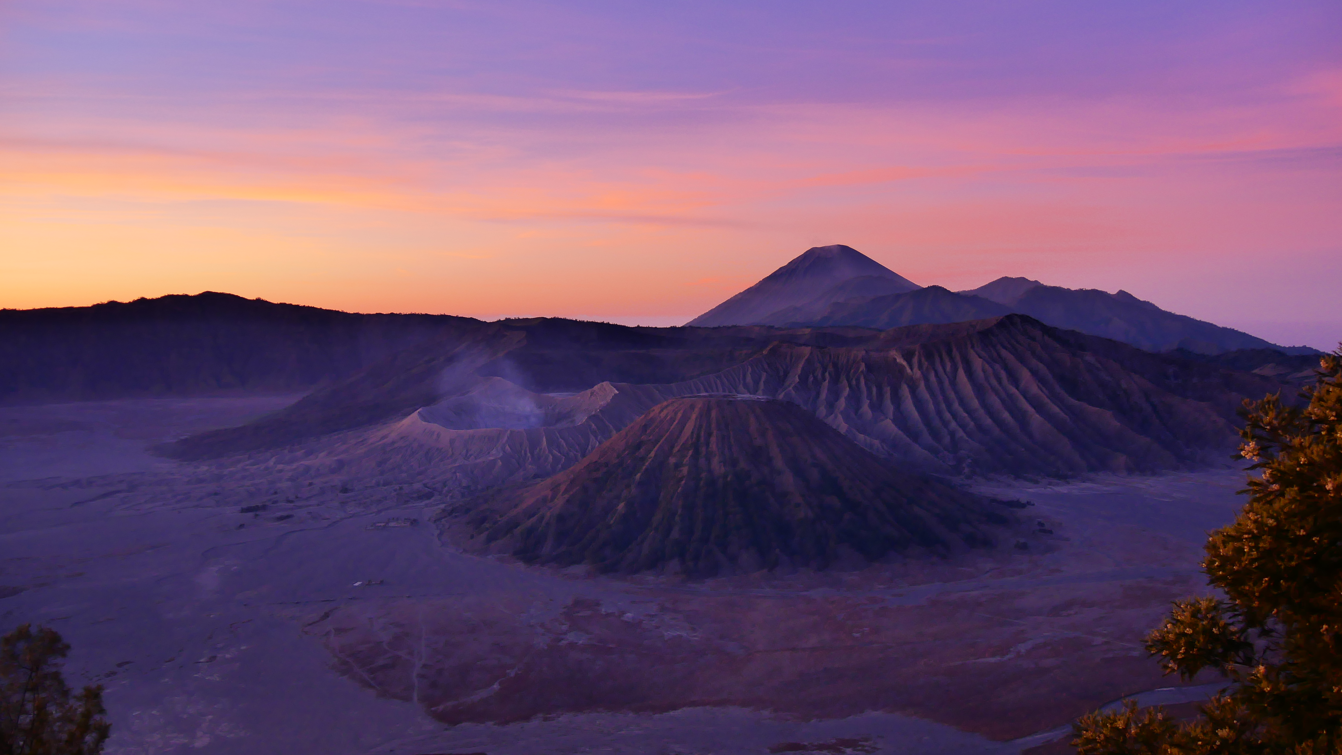 Découverte du volcan Bromo